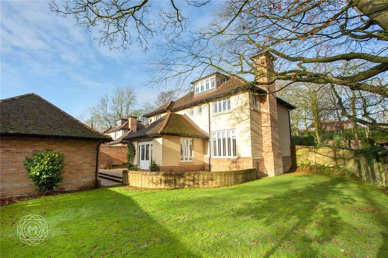 5 Bedrooms Detached House for sale in Heaton Mount, Heaton, Bolton, BL1