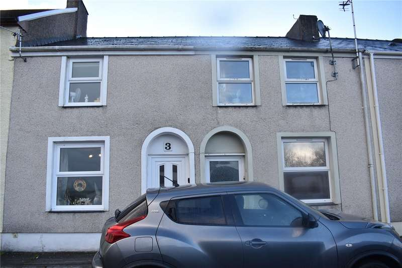 2 Bedrooms Terraced House for sale in Milton Terrace, Pembroke Dock, Pembrokeshire