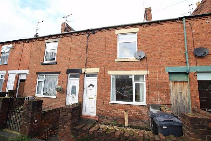 2 Bedrooms Terraced House for sale in Earl Street, Flint, Flintshire, CH6