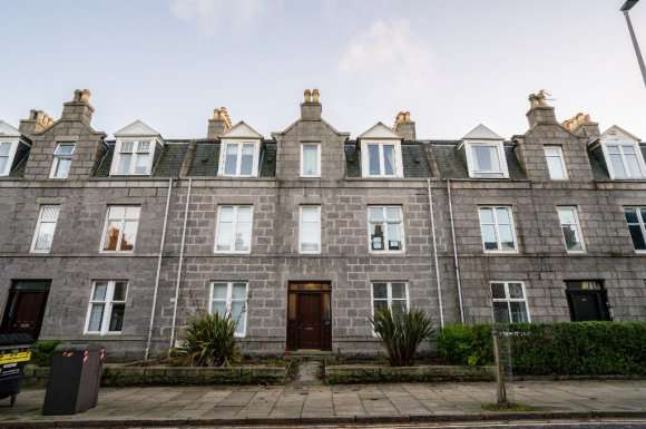 1 Bedroom Property for rent in Union Grove, West End, Aberdeen, AB10