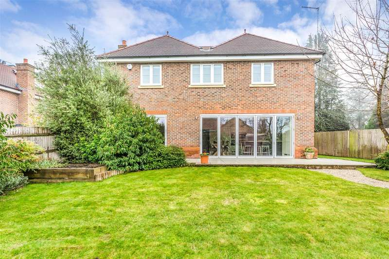 6 Bedrooms Detached House for sale in Kingshill Way, Berkhamsted