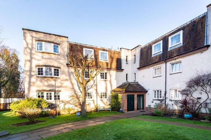 3 Bedrooms Flat for sale in Braehead Drive, Barnton, Edinburgh, EH4