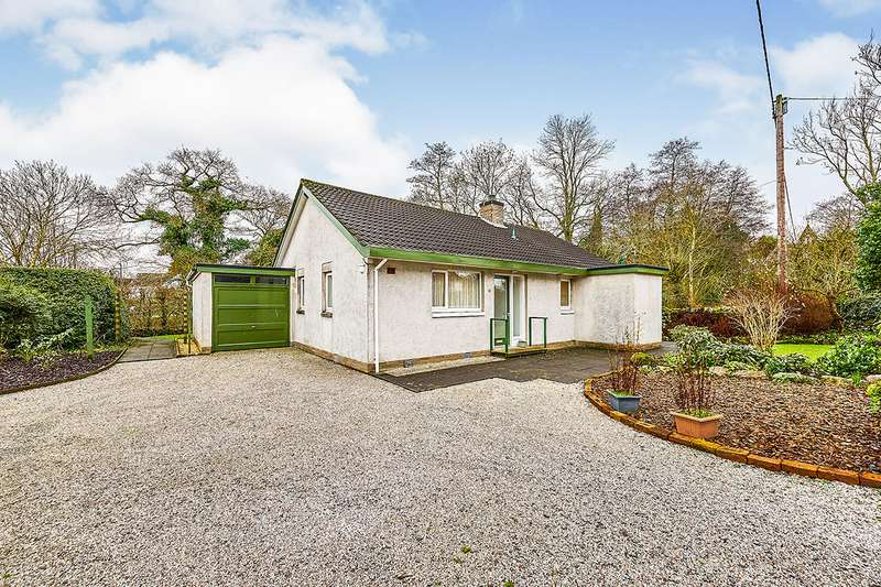 2 Bedrooms Detached Bungalow for sale in Main Street, New Abbey, DG2