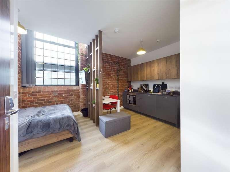 1 Bedroom Apartment Flat for sale in Silk Mill Suites, Chapel Lane, Galgate, Lancaster