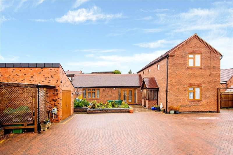 4 Bedrooms Detached House for sale in Eden House, Birch Row, Broseley, Shropshire, TF12