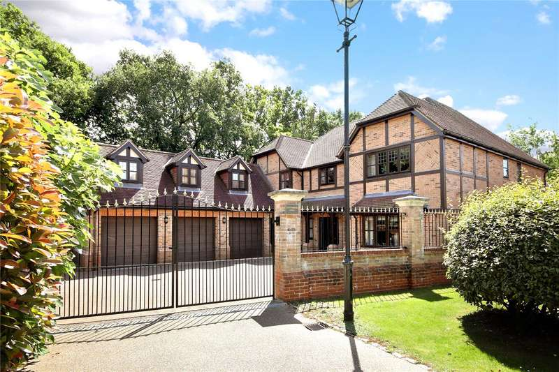 6 Bedrooms House for sale in Ledborough Gate, Beaconsfield, HP92DQ