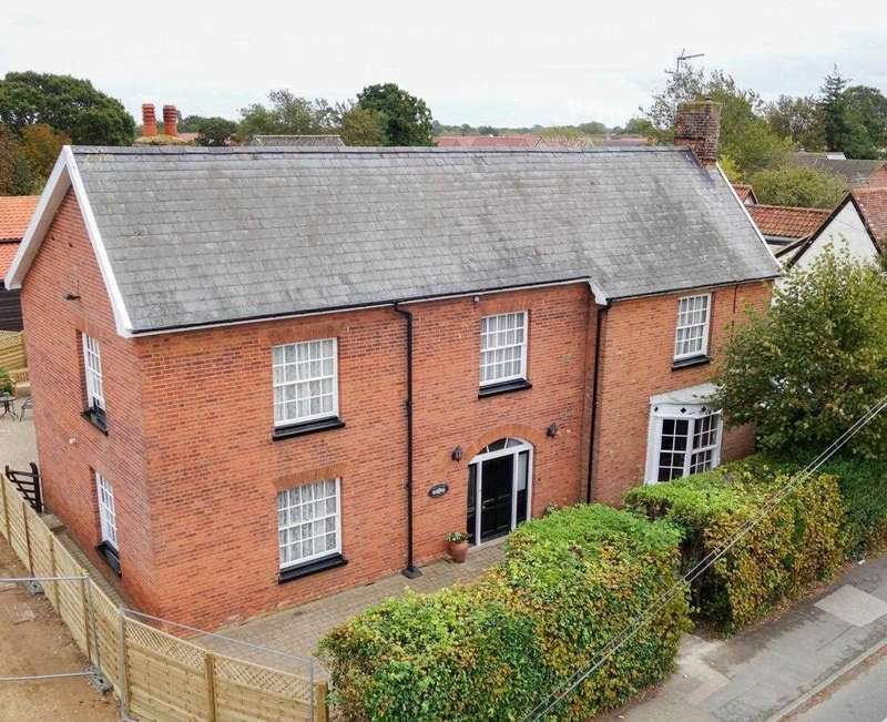 6 Bedrooms Detached House for sale in The Limes, 200 High Road, Trimley St Mary