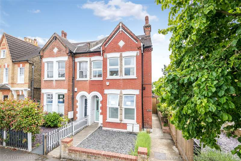 3 Bedrooms Apartment Flat for sale in Tritton Road, West Dulwich, London, SE21