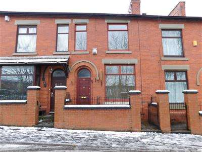 3 Bedrooms Terraced House for rent in Ashton Road, Oldham