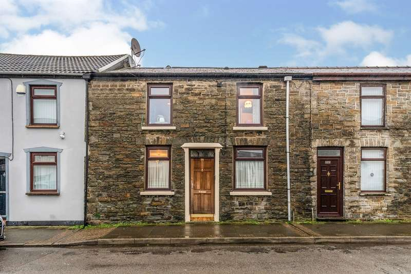3 Bedrooms Terraced House for sale in Brecon Road, Merthyr Tydfil