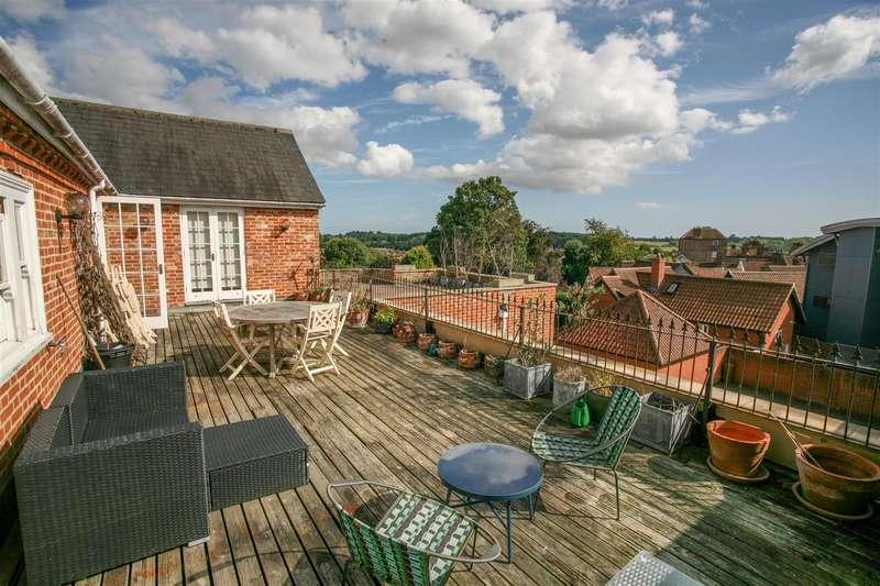 3 Bedrooms Apartment Flat for sale in New Street, Woodbridge