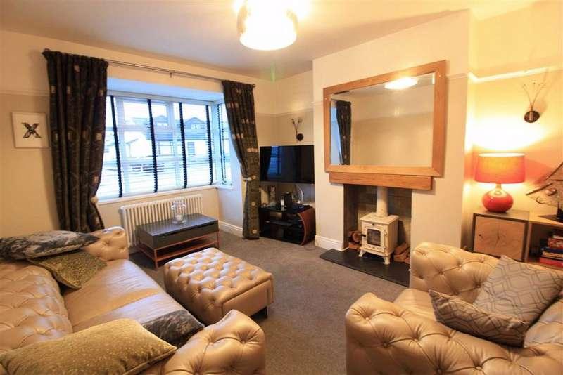 4 Bedrooms Semi Detached Bungalow for sale in Standiforth Road, Dalton, Huddersfield