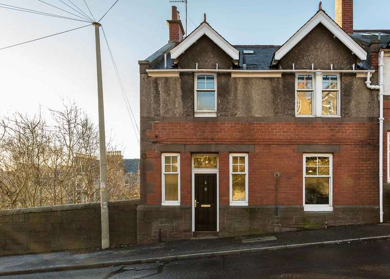 4 Bedrooms Town House for sale in Rankine Street, Dundee, DD3 6DZ
