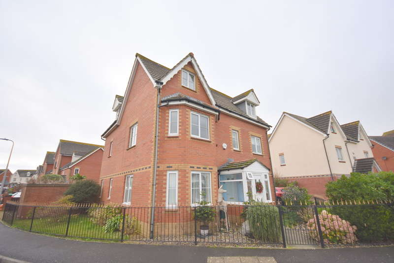 6 Bedrooms Detached House for sale in 1 Clos Yr Wylan, Barry, Vale of Glamorgan, CF62 5DB