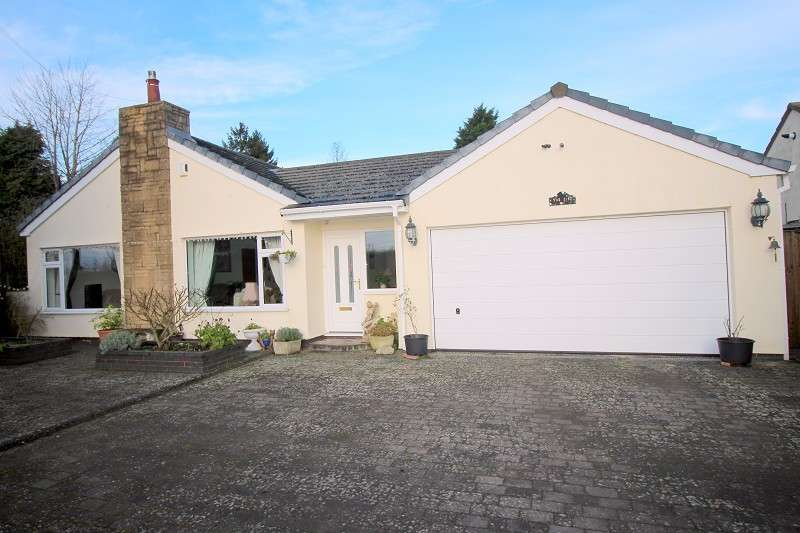 3 Bedrooms Detached Bungalow for sale in Lutterworth Road, Wolvey, Hinckley, Leicestershire. LE10 3HW
