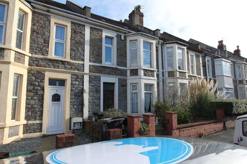 4 Bedrooms House for rent in Ridgeway Road, Bristol, BS16