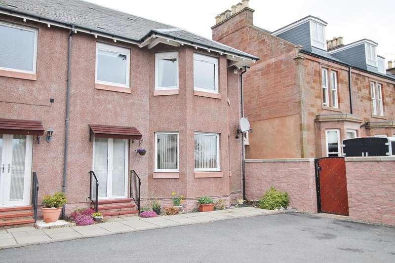 2 Bedrooms Flat for rent in Viewfield Road, Arbroath, DD11 2BS