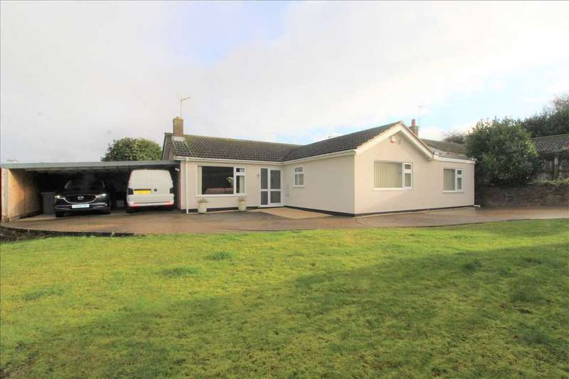3 Bedrooms Detached Bungalow for sale in Daybrook Close, Harlaxton, Grantham
