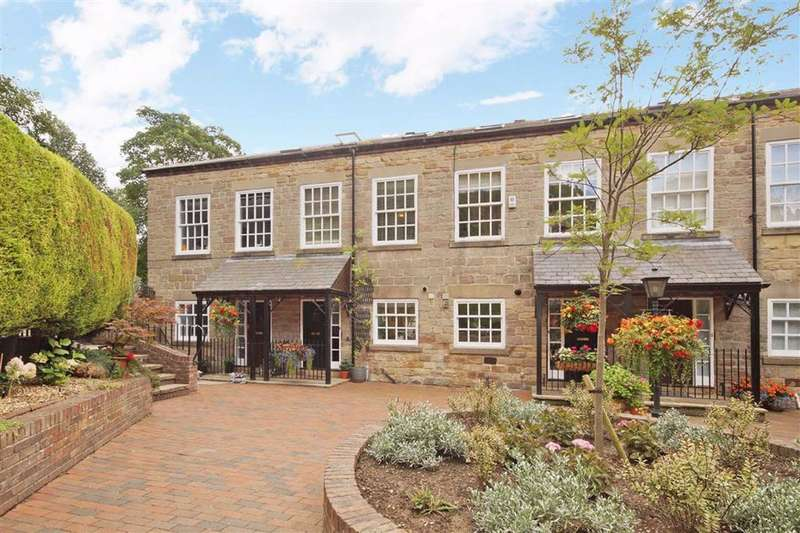 4 Bedrooms Town House for sale in Waterside, Knaresborough, North Yorkshire
