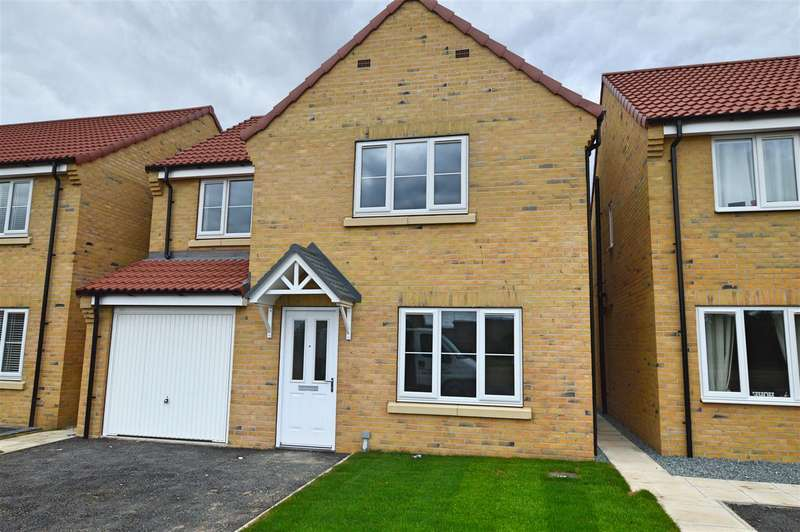 4 Bedrooms Detached House for rent in Ashcourt Drive, Hornsea