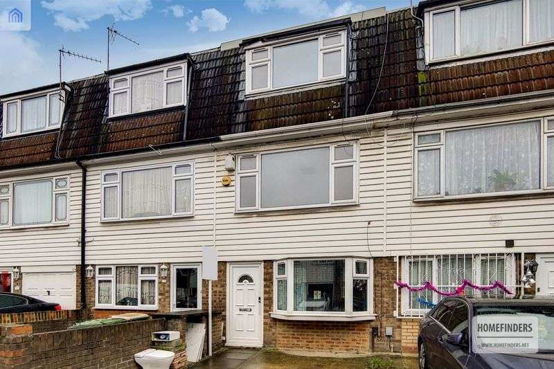 4 Bedrooms Property for sale in Young Road, Canning Town, E16