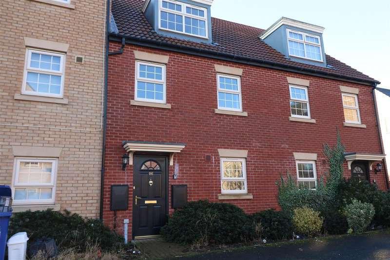 3 Bedrooms Terraced House for rent in Comelybank Drive, Mexborough