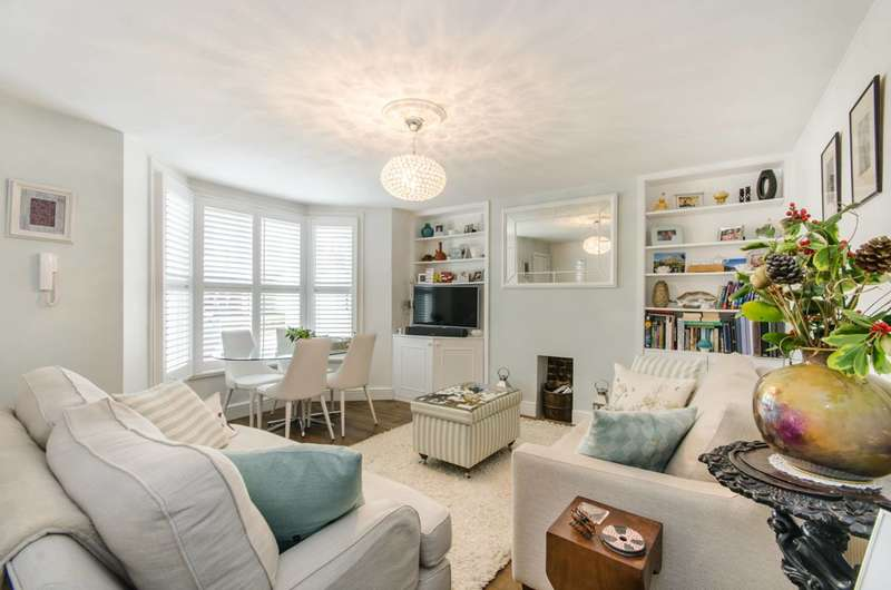 1 Bedroom Flat for sale in Portnall Road, Maida Hill, W9