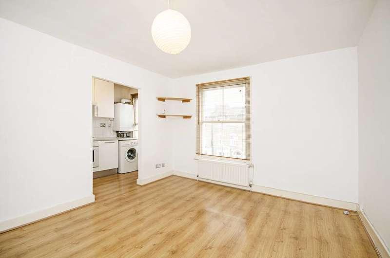 1 Bedroom Flat for rent in Graham Road, Hackney, E8