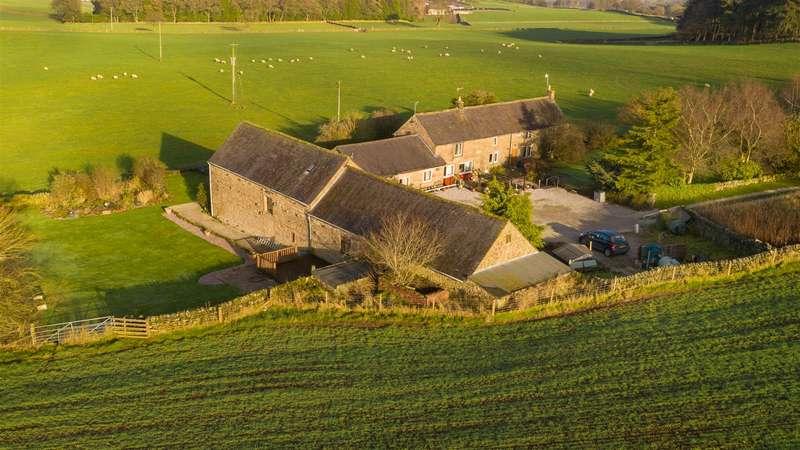 6 Bedrooms Detached House for sale in Cliff lane, Alport, Bakewell, Derbyshire