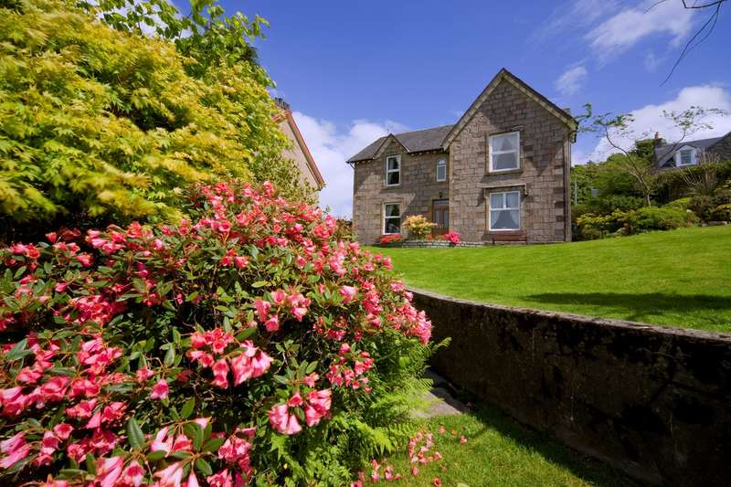 7 Bedrooms Guest House Commercial for sale in Dalriach Road, Oban, PA34