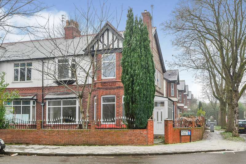 4 Bedrooms Semi Detached House for sale in Upper Chorlton Road, Manchester, Greater Manchester, M16