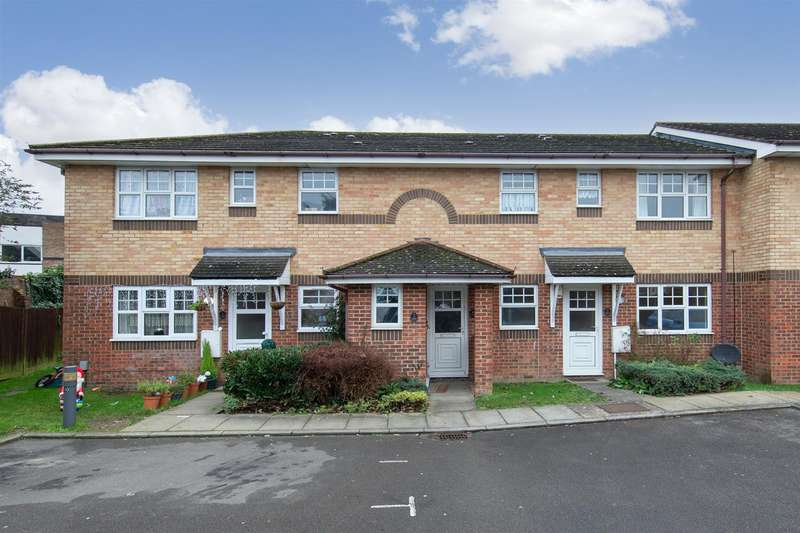 2 Bedrooms Flat for sale in Cardinal Court, Earls Meade, Luton