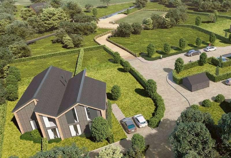 4 Bedrooms Semi Detached House for sale in Ponsbourne Park, Newgate Street Village, Hertfordshire