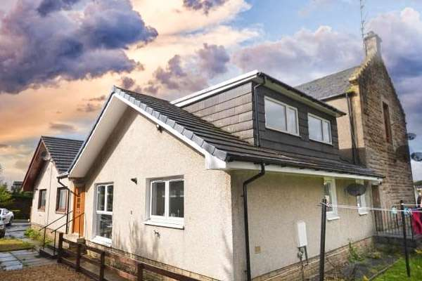 3 Bedrooms Bungalow for sale in Church View, Airdrie, Lanarkshire, ML6 8PA