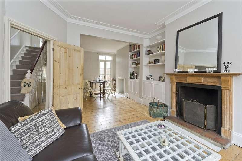 3 Bedrooms Terraced House for sale in Jeddo Road, Shepherd's Bush