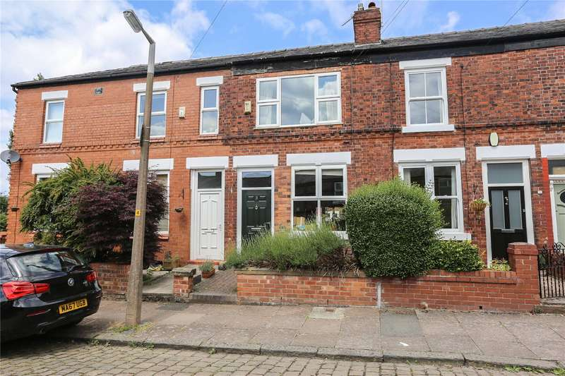 2 Bedrooms Terraced House for rent in New Beech Road, Heaton Mersey, Stockport, SK4