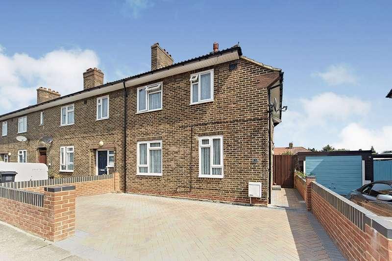 3 Bedrooms End Of Terrace House for sale in Elfrida Crescent, London, SE6