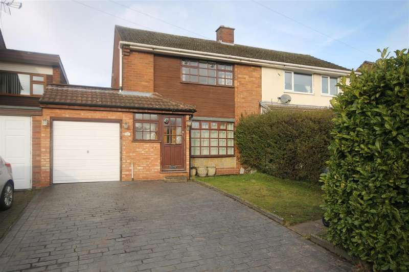 2 Bedrooms Semi Detached House for rent in Hollybank Avenue, Essington, Wolverhampton
