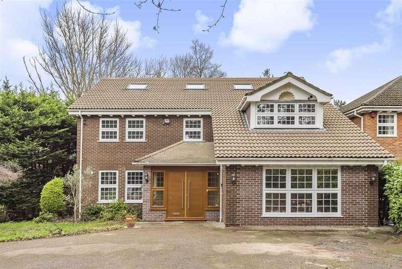 7 Bedrooms Detached House for sale in Barnet Road, Arkley, Hertfordshire