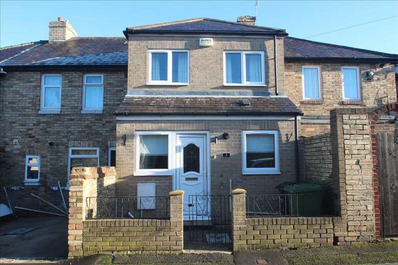 2 Bedrooms Terraced House for rent in Emma View, Crawcrook, Ryton