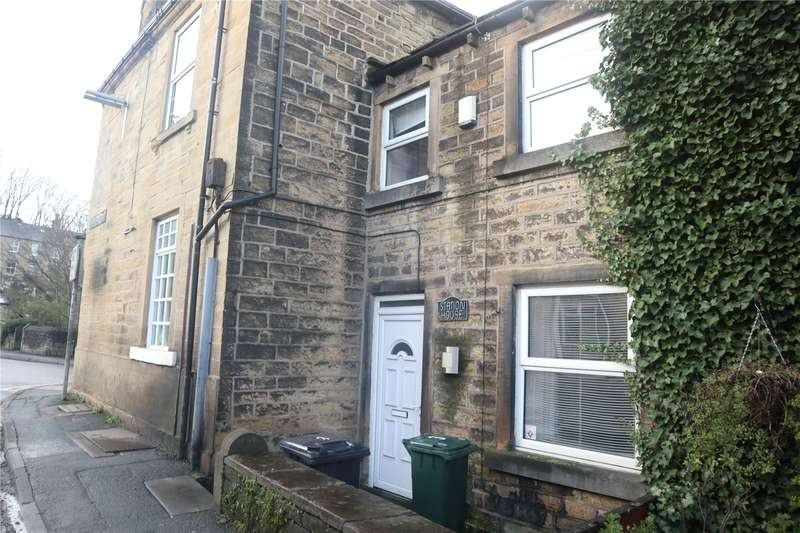 1 Bedroom Terraced House for rent in Station Road, Honley, HD9