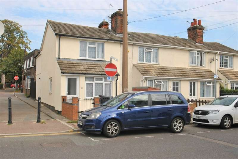 3 Bedrooms End Of Terrace House for rent in Manor Street, Braintree, Essex