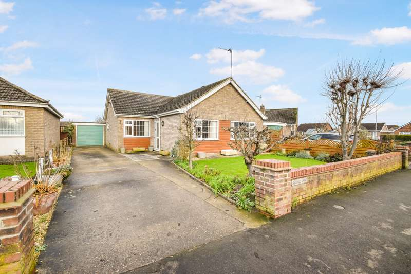 3 Bedrooms Bungalow for sale in Hall Lane, Burgh Le Marsh, PE24