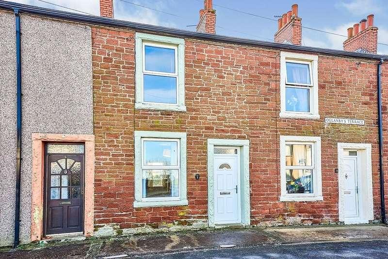 2 Bedrooms Property for rent in Oglanby Terrace, Fletchertown, Wigton, CA7