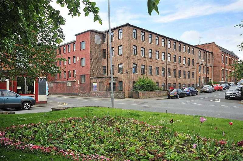 2 Bedrooms Flat for rent in Mill Road, Macclesfield