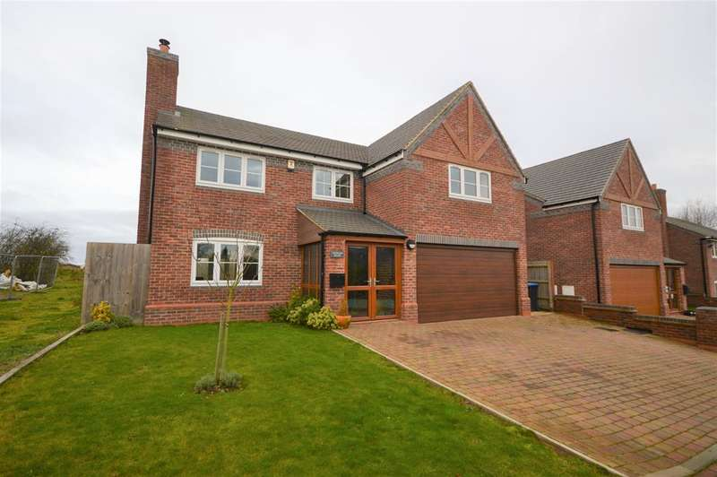 5 Bedrooms Detached House for sale in Main Street, Ashby Parva, Leics, LE17 5HS