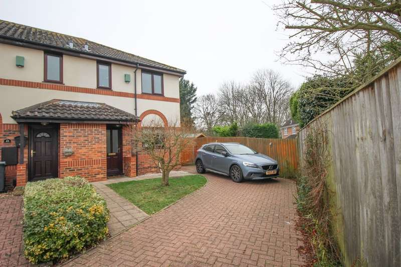 2 Bedrooms End Of Terrace House for rent in Fairlawns, Newmarket