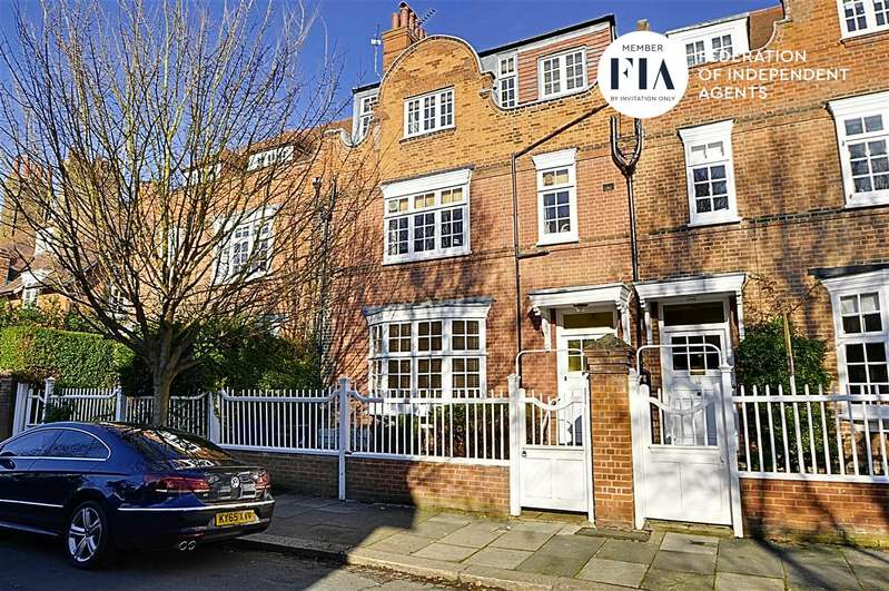 1 Bedroom Flat for rent in Blenheim Road, Chiswick