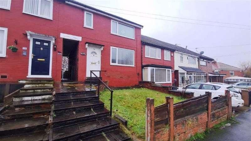 3 Bedrooms Terraced House for sale in Farrar Road, Droylsden, Manchester