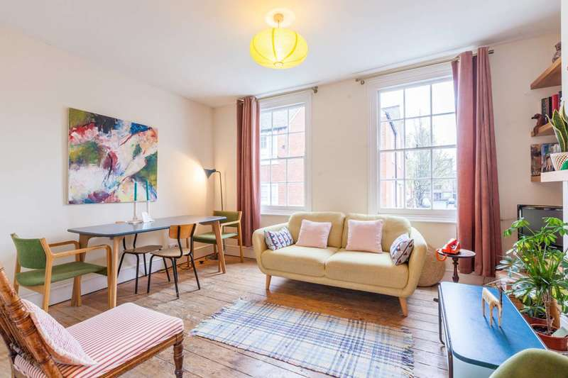 3 Bedrooms House for rent in Buttesland Street, Hoxton, N1